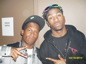 My DJs favorite rapper...lol